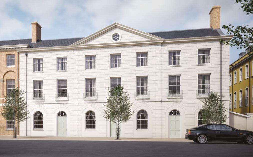 4 Bedrooms Property for sale in Crown Street West, Poundbury, Dorchester